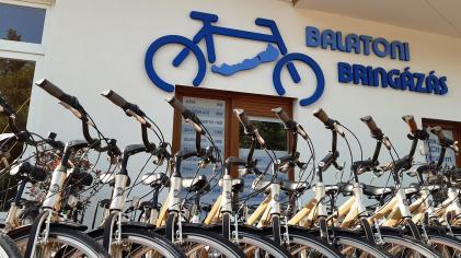 BikeBalaton, by bike anywhere, anytime
